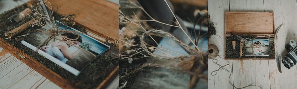 Fotobox, Fotobuch und Deko
